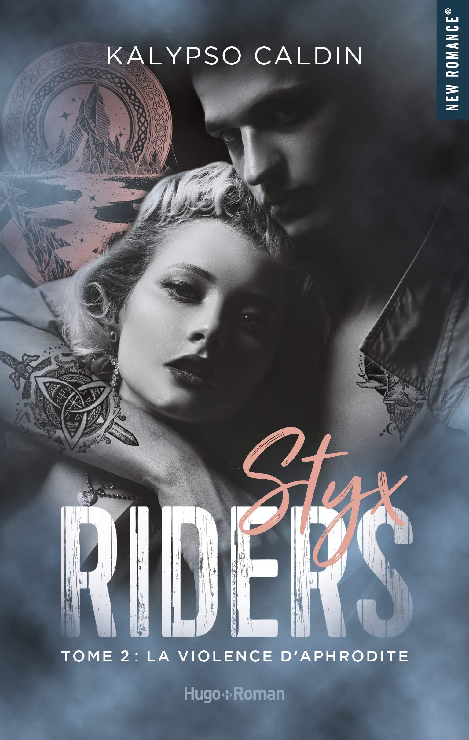 Styx Riders - tome 2 La violence d'Aphrodite: Amazon.fr: Caldin, Kalypso:  Livres