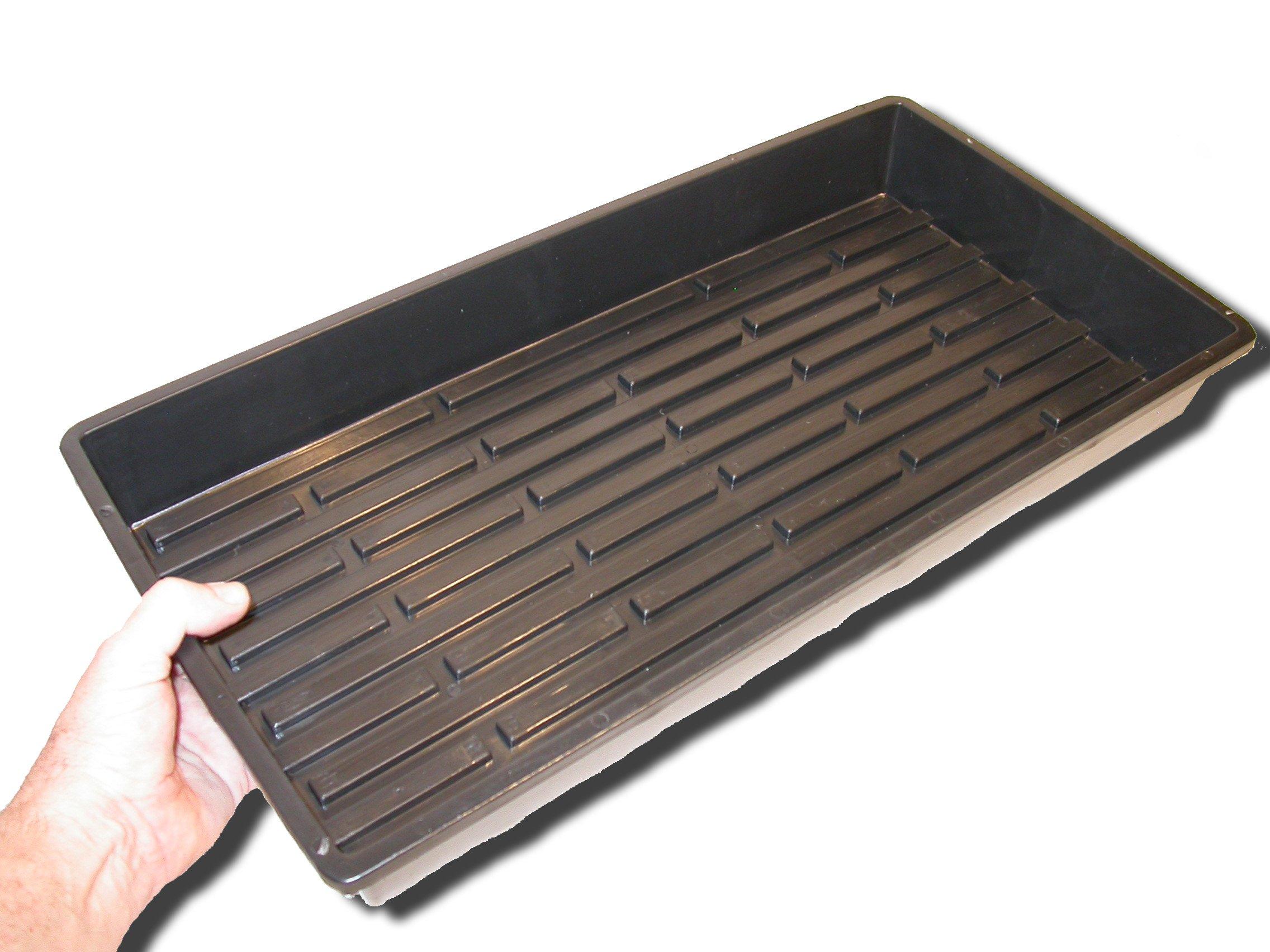 Sun Blaster 1400235 1020 Black Quad Thick Tray