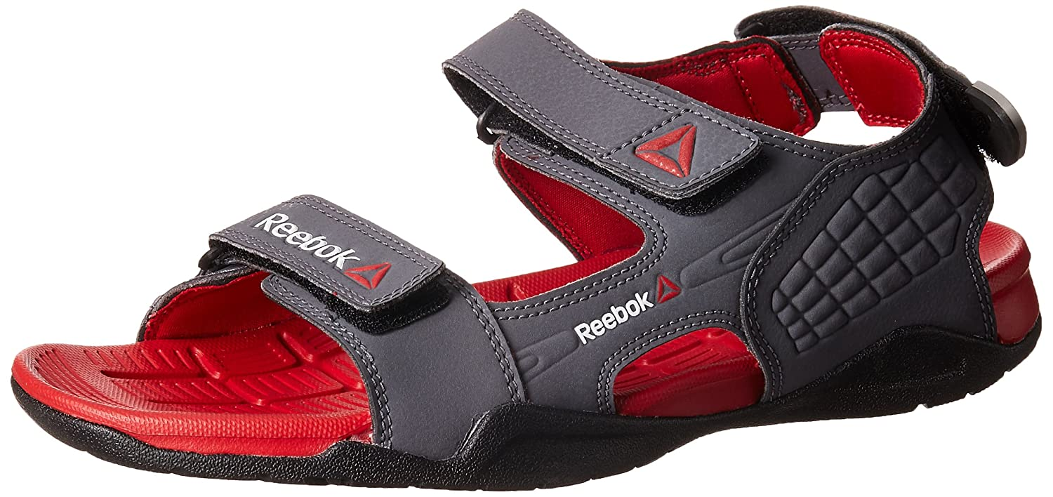 c657b7006c49 Reebok Men s Adventure Z Supreme Sandals and Floaters  Buy Online at Low  Prices in India - Amazon.in