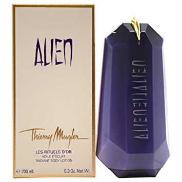 Amazoncom Alien By Thierry Mugler For Women Prodigy Body Lotion