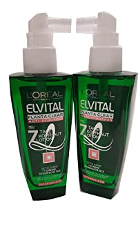 L´oreal Elvital Planta Clear 7 Tage Kopfhaut Lotion 2 x 100 ml