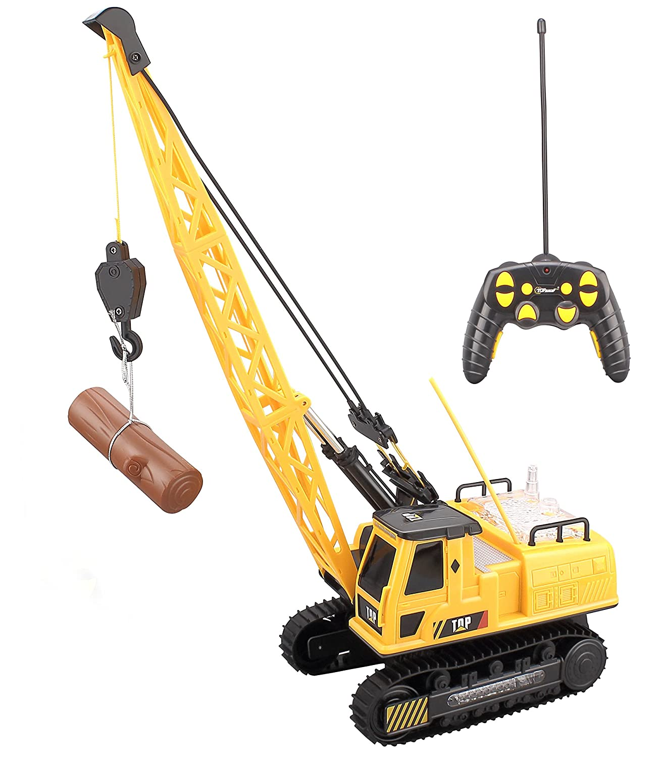 Top 9 Best Remote Control Cranes Toys Reviews in 2020 1