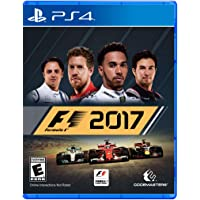 F1 2017 for PlayStation 4 by Codemasters