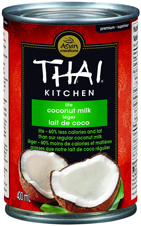 Superb Thai Kitchen Pure Coconut Milk Lite 13 66 Fl Oz Interior Design Ideas Clesiryabchikinfo