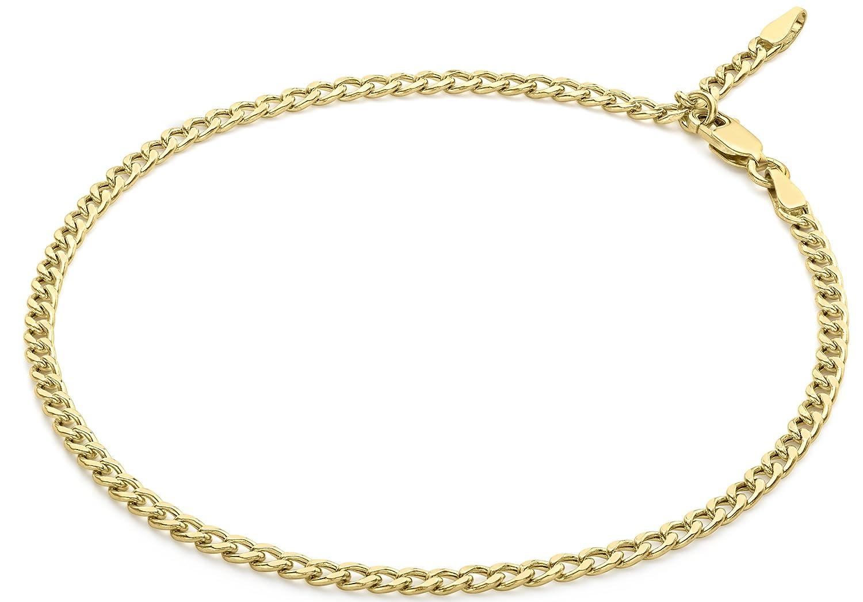 Carissima Gold - Chaine de Chevilles - Femme - Or 9 carats 375/1000 1.23.2725 bijoux cadeau luxe