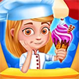 Ice Cream Parlor for Kids - Free Educational Ice Cream Parlor Game for kids and children with Smoothies & Popsicle