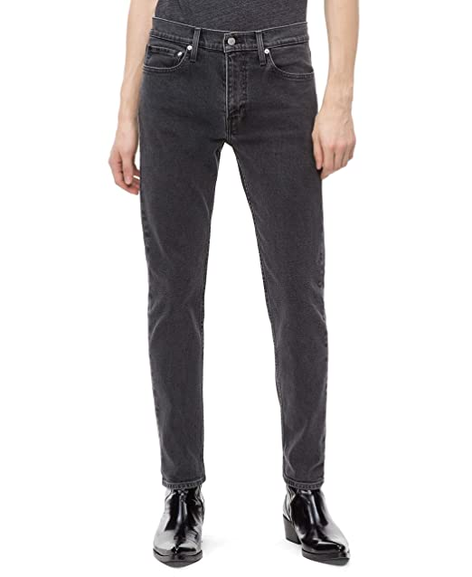 Calvin Klein Mens Slim Fit Jeans