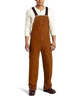 ca3f745e88 Amazon.com: Carhartt Men's Duck Bib Unlined Overall R01: Overalls ...