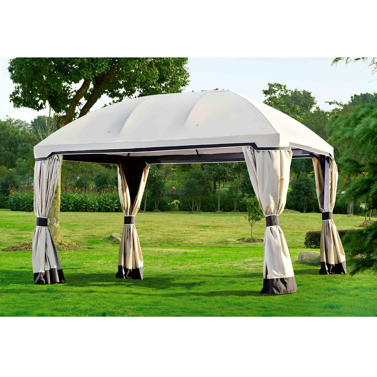 Sunjoy Replacement Canopy for 10x13ft Pomeroy Domed Top Gazebo
