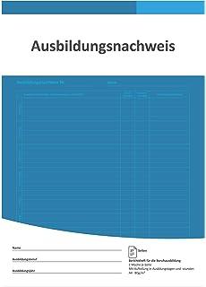 RNK Verlag Ausbildungsnachweis Heft täglich DIN A4 56 Seiten