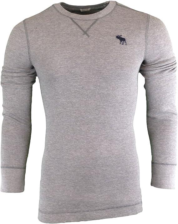 Abercrombie & Fitch - Camiseta de manga larga - Camiseta - Rayas ...