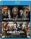 Pack Objetivo La Casa Blanca + Objetivo Londres [Blu-ray]