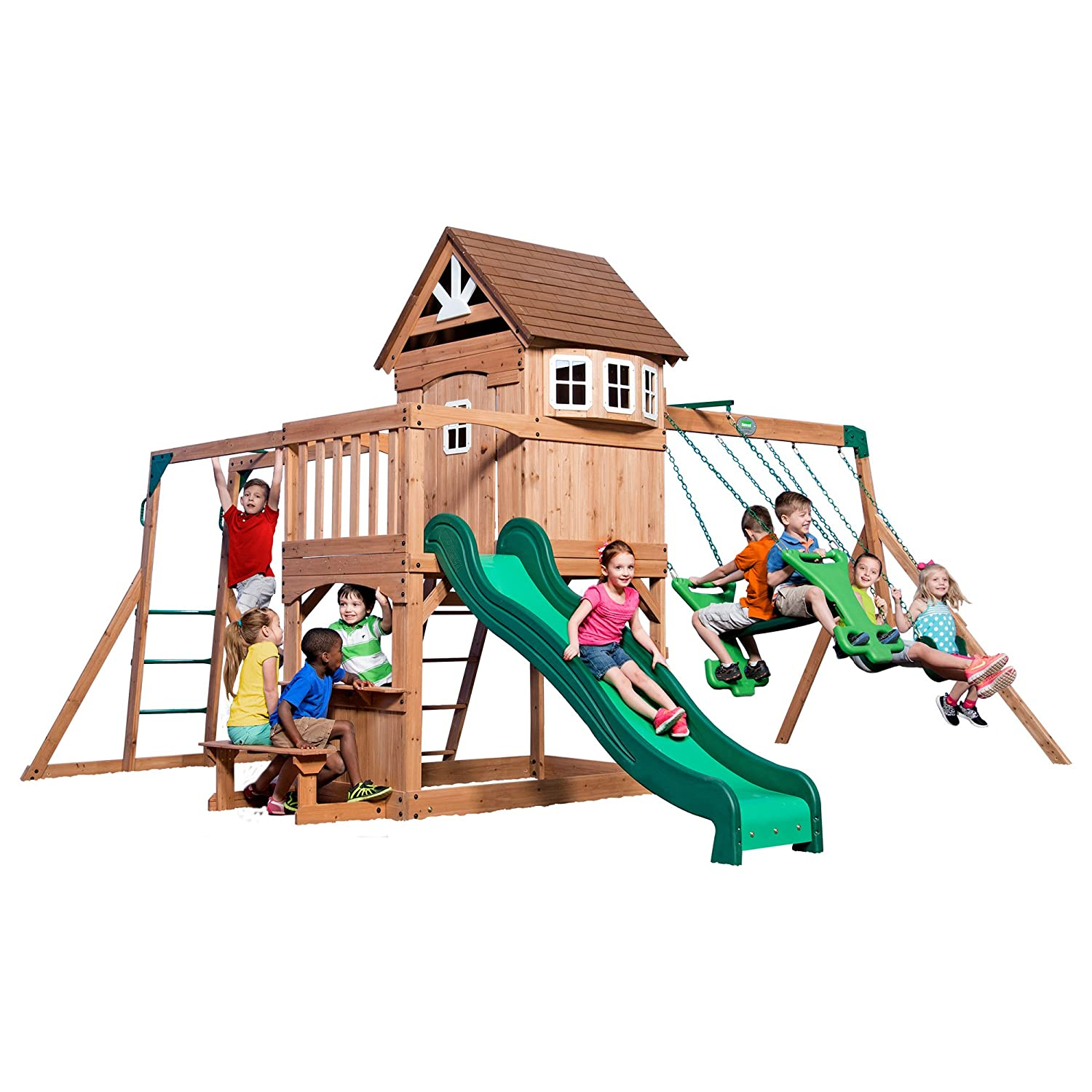 Amazon Play Sets & Playground Equipment Toys & Games Play