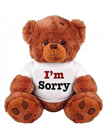 3f4ab0ffaf3 I Am Sorry Teddy Bear - Cute and Cuddly   Funny Teddy Bear Couple Gift