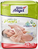 Little Angel Baby Pull Ups, Medium-56 Count (₹8.75 / Count)