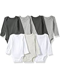 Carter's Baby 7-Pack Long-Sleeve Bodysuits