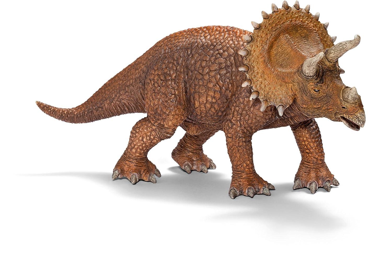 amazon com schleich triceratops schleich toys games