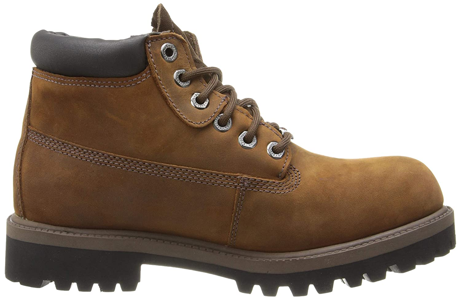 Boots Men's Skechers Alley Cats Grand Brown Canada on sale