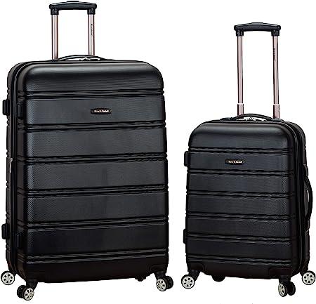 Rockland Lightweight Sturdy Hardside Luggage
