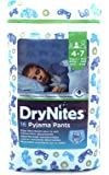 Huggies DryNites Pyjama Pants for Boys 4-7 Years (16 Pack)