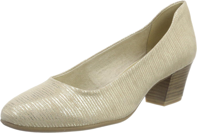 TALLA 37 EU. Tamaris 22302, Zapatos de Tacón para Mujer