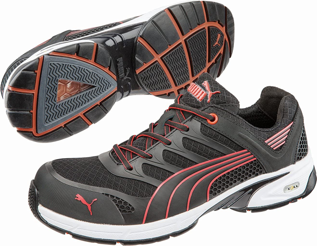 4e89afa6487f Men s Puma Safety Fuse Motion SD Low Safety Toe Shoes