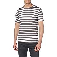 DeFacto Çizgili Regular Fit Tişört Tişört Erkek