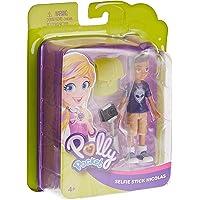 Mattel Polly Pocket Active Pose Doll - Selfie