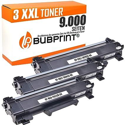 Bubprint 3 - Tóner Compatible para Brother TN 2420 TN 2420 para ...