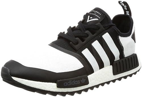 hot sale online 6e055 b0bd3 adidas Men's Wm NMD Trail Pk Fitness Shoes: Amazon.co.uk ...