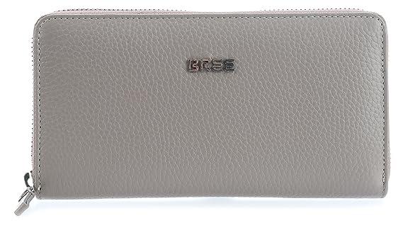 Womens 214104_ELEFANT Wallet Grey Grau (Elefant) UK One Size Bree UPvtW