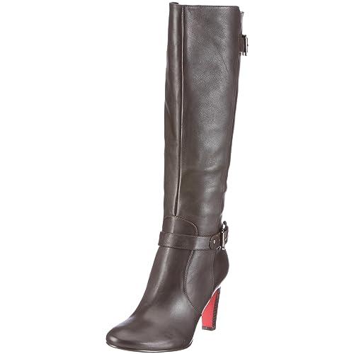 c03f4cde Belmondo 924625/M - Botas de cuero para mujer: Amazon.es: Zapatos y  complementos