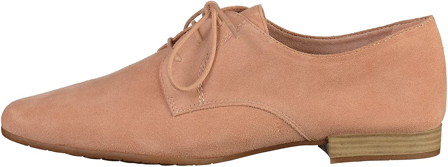 S.Oliver BLACK LABEL 5-23201-20 EU Damen Halbschuhe Rose, EU 5-23201-20 36 - 07651a