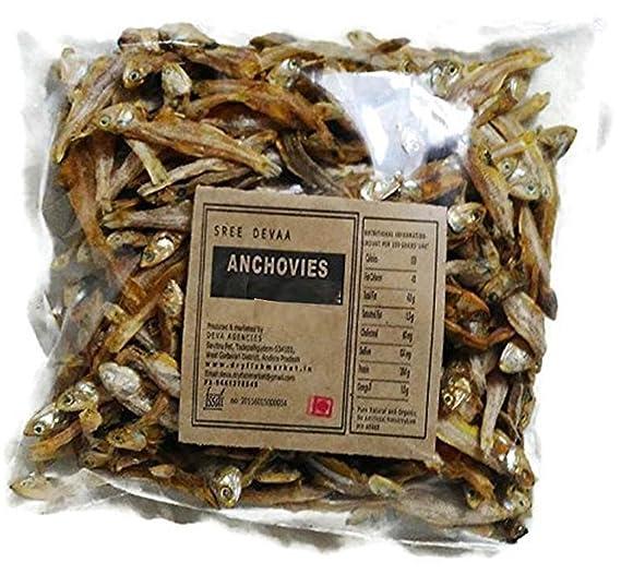 Sree Devaa - Dry Fish - Anchovies (250 grams)