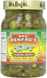 Mrs. Renfro's Nacho Sliced Jalapeno Peppers, 16 oz