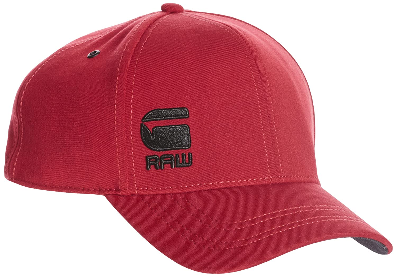 G-Star RAW Originals Snapback Cap-Gorra de béisbol Hombre rojo ...
