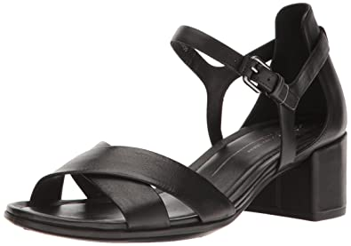 2b4f3e409854 ECCO Women s Women s Shape 35 Block Heel Dress Sandal Black ...