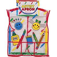 Alex 301N Artist Sleeveless Apron