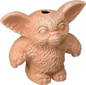 Chia Pet Gremlin Decorative Pottery Planter, Gizmo