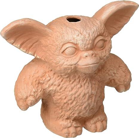 Chia Pet Gremlin Decorative Pottery Planter