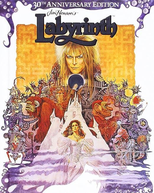 Labyrinth Blu-ray + Digital HD Ultraviolet Limited Edition ...