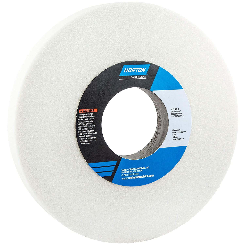 Norton 66253160889 Surface Grinding Wheels Size 10 x 1 x 3
