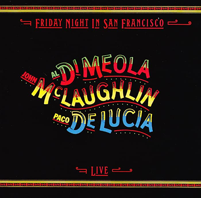 Los 5 Friday Night In San Francisco