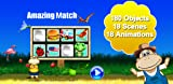 Amazing Memory Match- Kids favorite word learning game