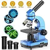 Science Microscope for Kids Beginners Children