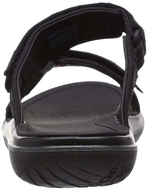Teva Terra-Flotador Hombres, Black, 47 D(M) EU: Amazon.es: Zapatos y complementos