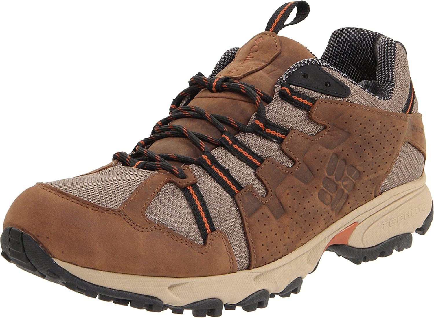Columbia Men s Talus Ridge Low Waterproof LTR Trail Shoe