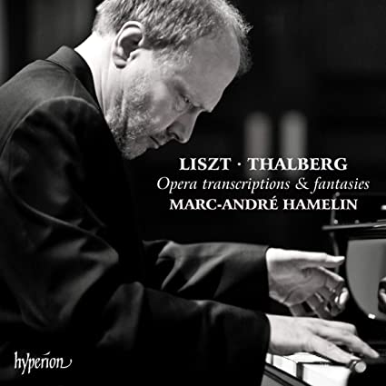 Marc-Andre Hamelin - Liszt & Thalberg: Opera Transcriptions & Fantasies -  Amazon.com Music