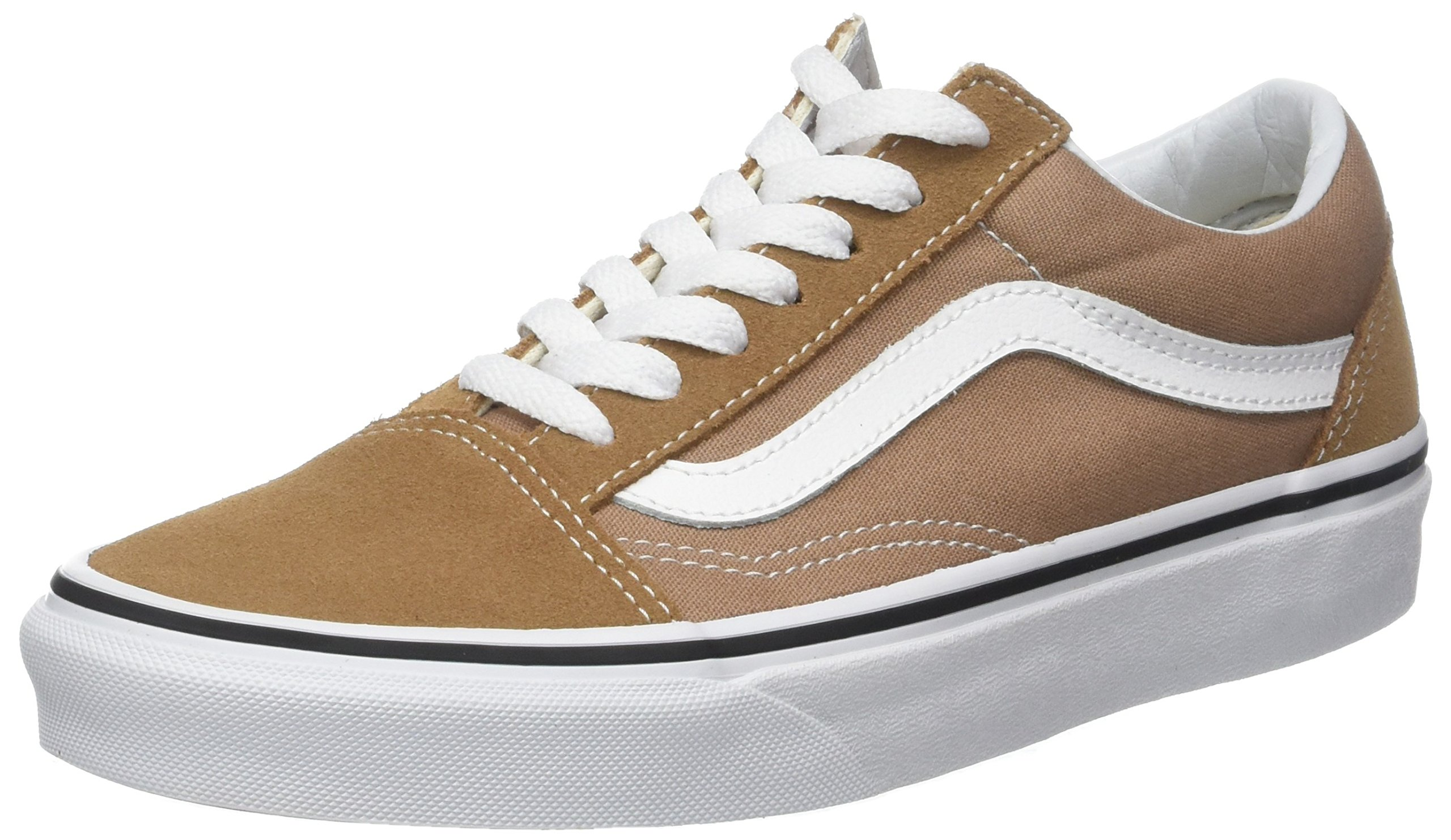 ced898fa5c5cbb Galleon - Vans Unisex Adults Old Skool Classic Suede Canvas Sneakers ...