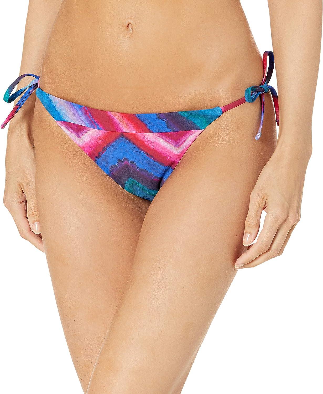 La Blanca Women's Spice Market Side Tie Hipster Bikini Bottom